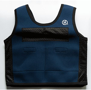 Harkla Weighted Compression Vest