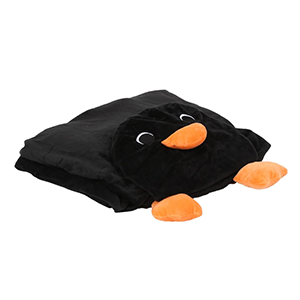Weighted Blanket that looks like a penguin